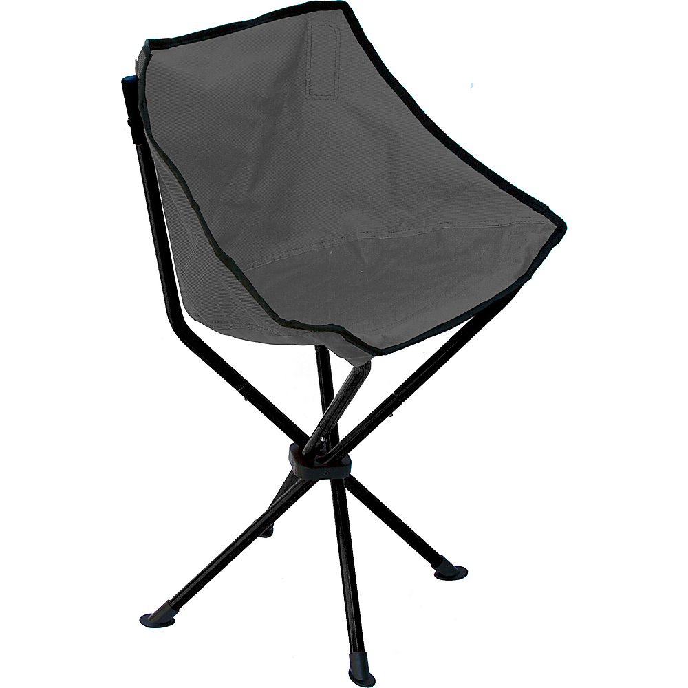 Travel Chair Company Wombat Chair Black Travel Chair Company Outdoor Accessories