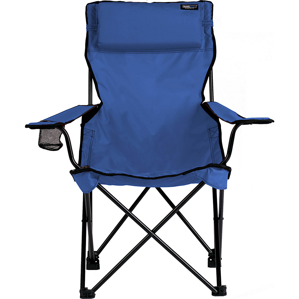 Travel Chair Company Classic Bubba Chair Blue Travel Chair Company Outdoor Accessories
