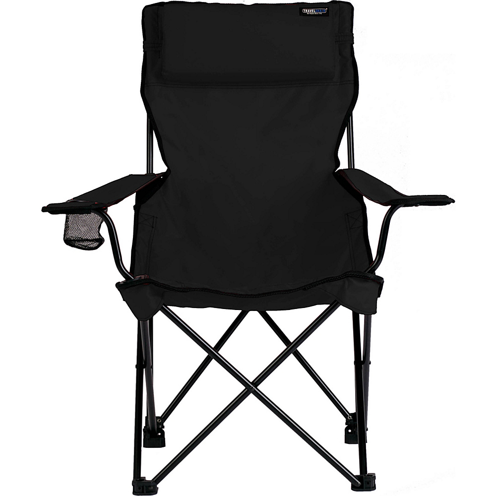 Travel Chair Company Classic Bubba Chair Black Travel Chair Company Outdoor Accessories