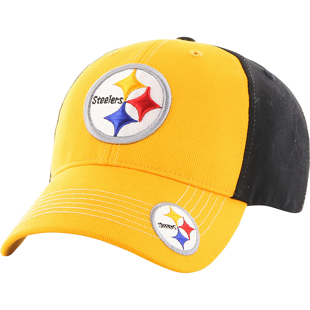 Fan Favorites NFL Revolver Cap Pittsburgh Steelers Fan Favorites Hats Gloves Scarves