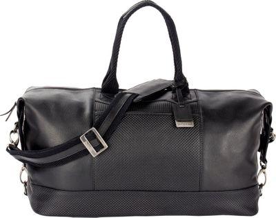 Bugatti Soledad Duffle Bag Black - Bugatti Travel Duffels