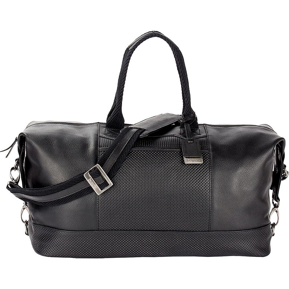 Bugatti Soledad Duffle Bag Black Bugatti Travel Duffels