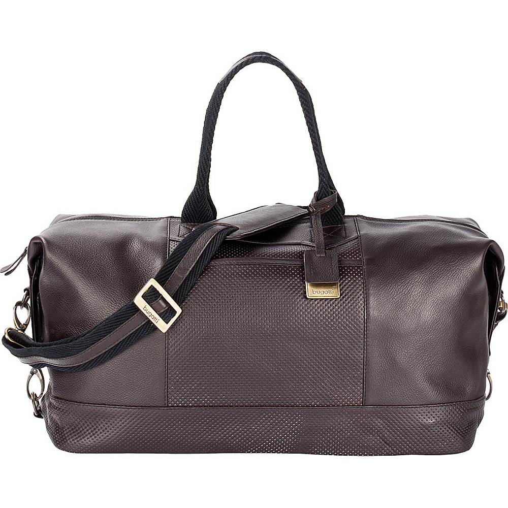 Bugatti Soledad Duffle Bag Brown Bugatti Travel Duffels