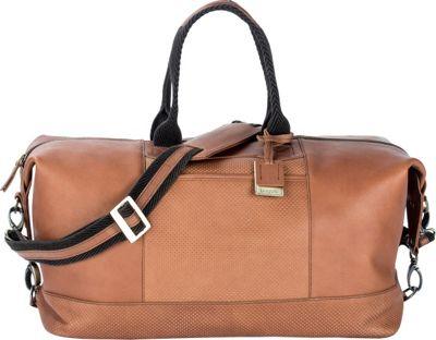 Bugatti Soledad Duffle Bag Cognac - Bugatti Travel Duffels