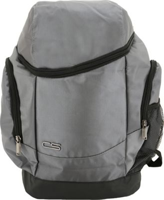 Carbon Sesto Silver Daze Backpack Space Grey - Carbon Sesto Everyday Backpacks