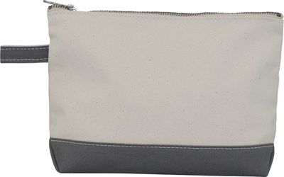 CB Station Make Up Bag Grey - CB Station Women's SLG Other