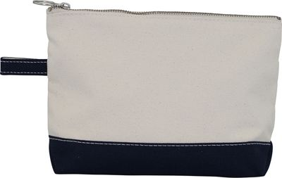 CB Station Make Up Bag Navy - CB Station Women's SLG Other