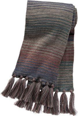 Pendleton Long Fringe Scarf Yakima Camp Stripe - Pendleton Hats/Gloves/Scarves