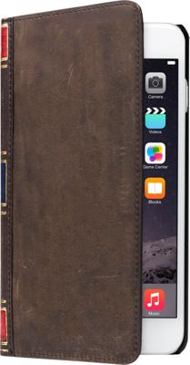 Twelve South BookBook for iPhone 6/6s Vintage Brown - Twelve South Electronic Cases