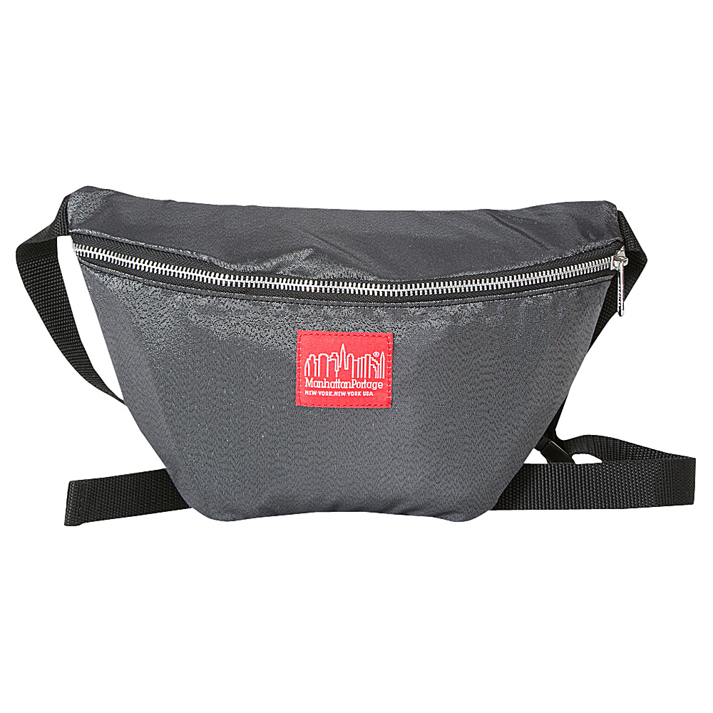 Manhattan Portage Reflective Retro Pack Black - Manhattan Portage Waist Packs - Backpacks, Waist Packs