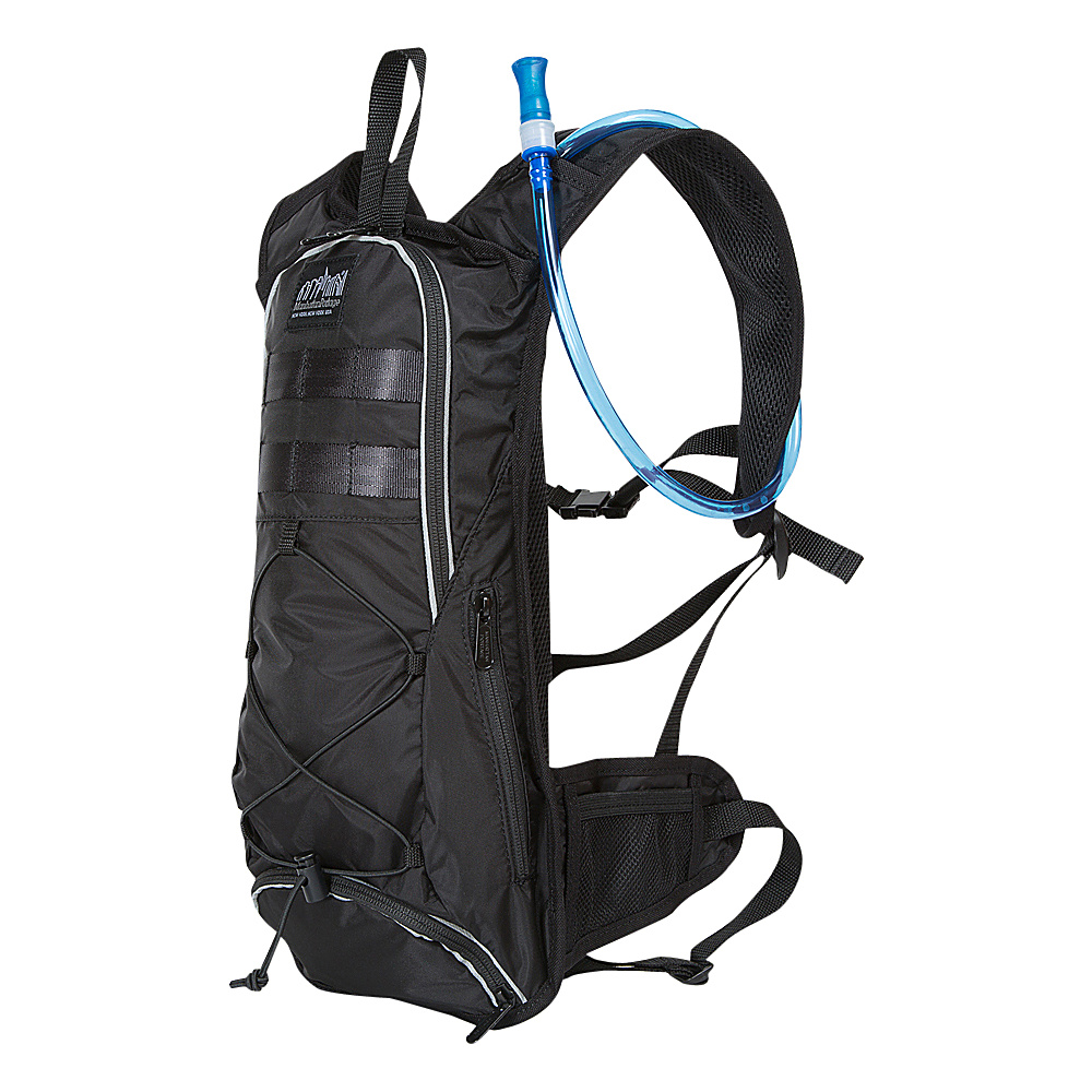 Manhattan Portage Central Park Reservoir Backpack Black - Manhattan Portage Hydration Packs and Bottles - Outdoor, Hydration Packs and Bottles