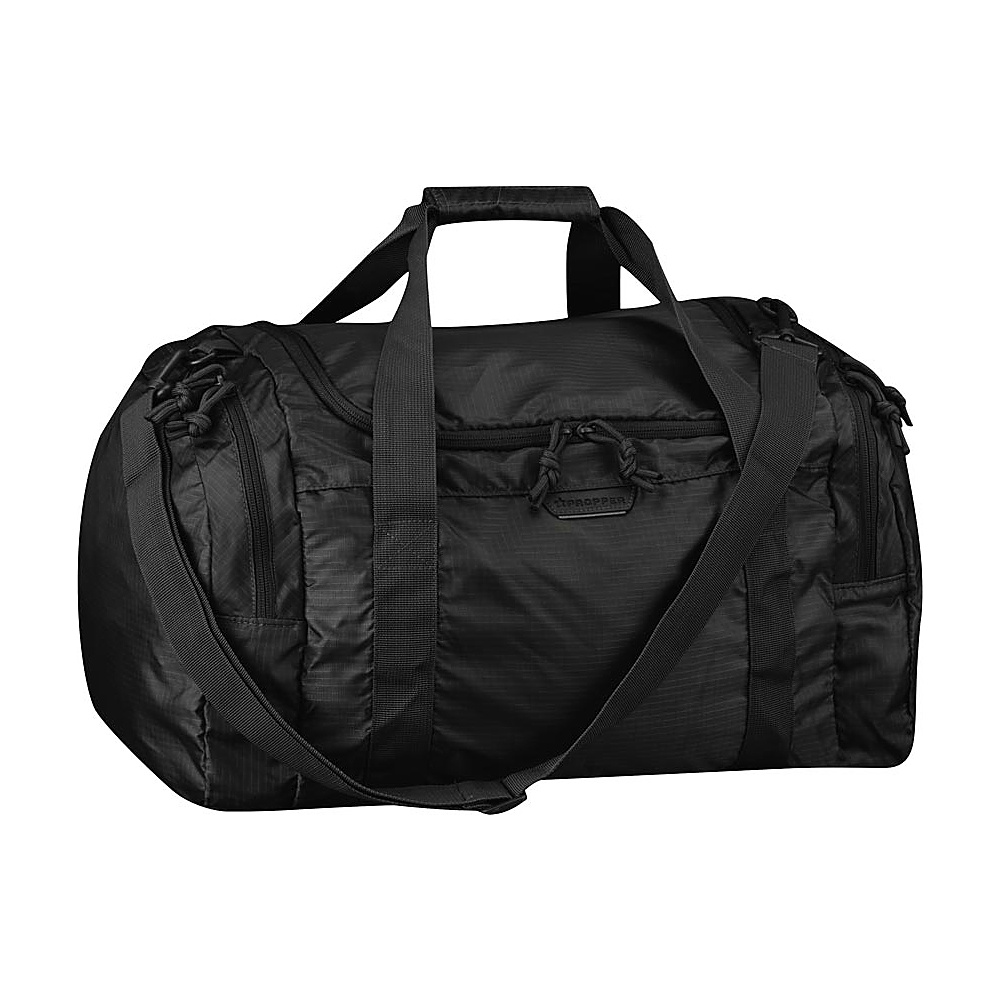 Propper Packable Duffle Black Propper Outdoor Duffels