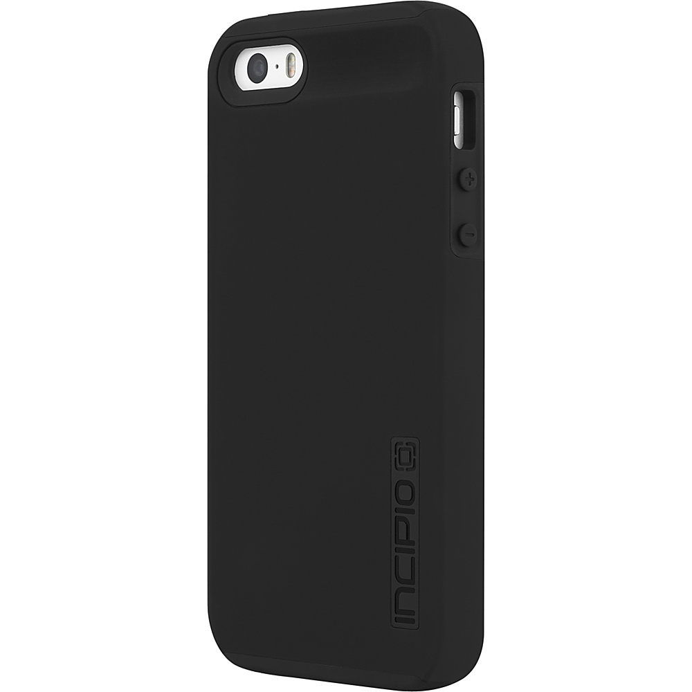 Incipio DualPro for iPhone 5/5s/SE Black/Black - Incipio Electronic Cases - Technology, Electronic Cases