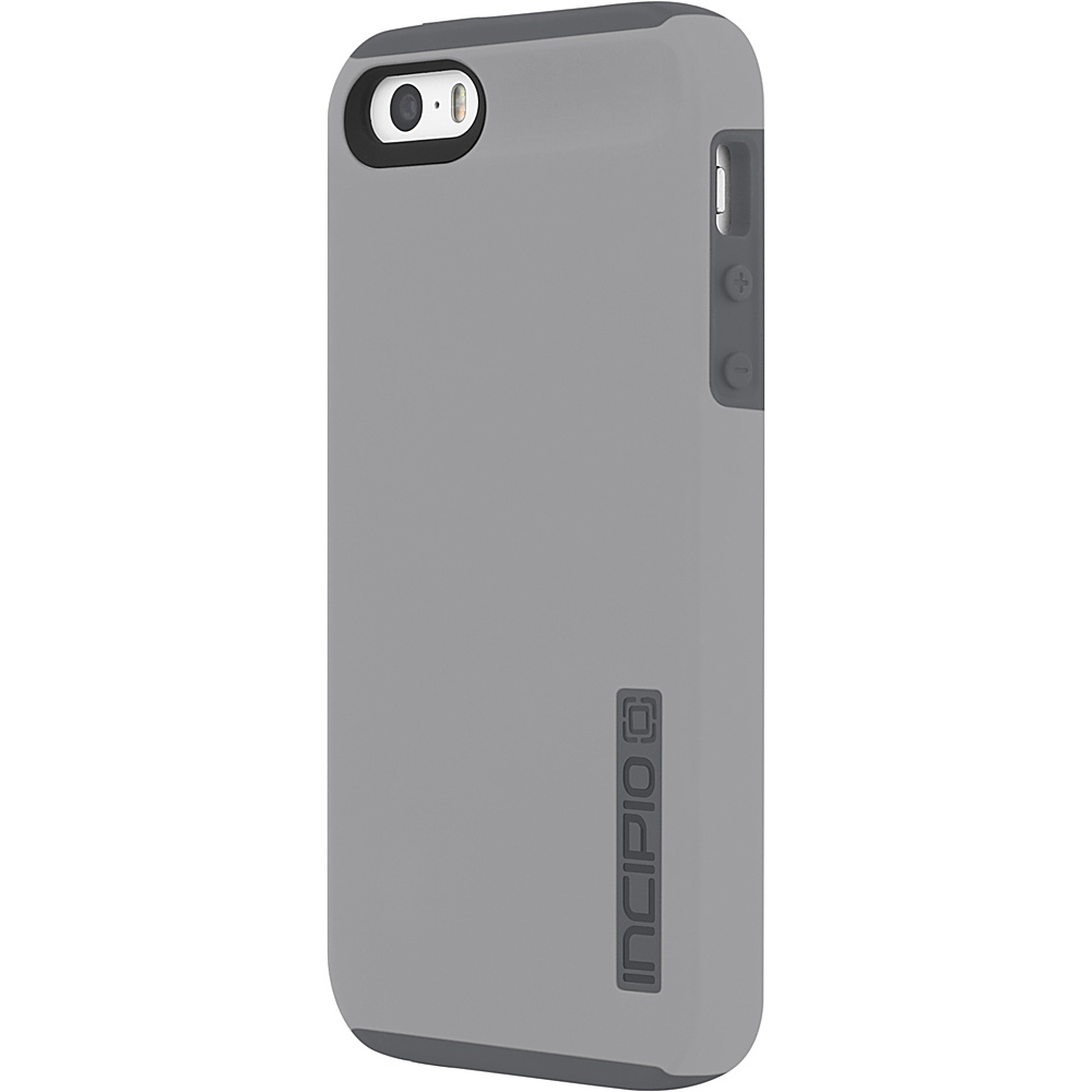 Incipio DualPro for iPhone 5/5s/SE Gray/Charcoal - Incipio Electronic Cases - Technology, Electronic Cases