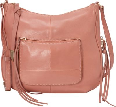 Foley + Corinna Amber Large Crossbody Toasted Peach - Foley + Corinna Leather Handbags