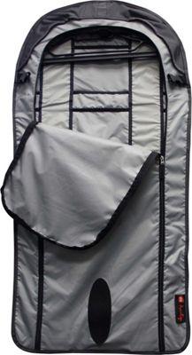 Henty Compact Wingman Garment and Gym Bag Grey - Henty Gym Duffels
