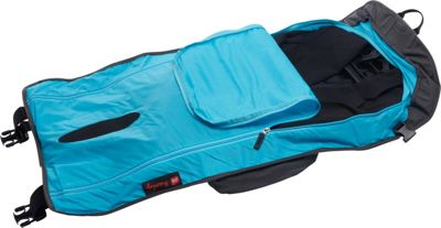 Henty Compact Wingman Garment and Gym Bag Blue - Henty Gym Duffels