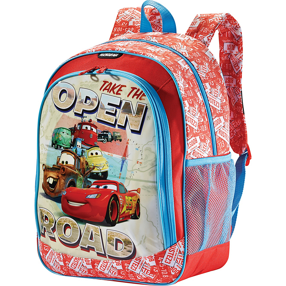 American Tourister Disney Backpack Cars - American Tourister Everyday Backpacks