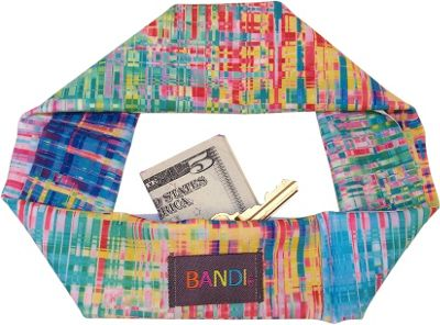 BANDI Wear Pocketed Headband Colorful Hatch - BANDI Wear Other Fashion Accessories