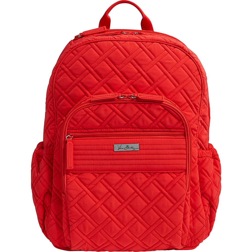 Vera Bradley Campus Tech Backpack - Solids Canyon Sunset - Vera Bradley Everyday Backpacks - Backpacks, Everyday Backpacks
