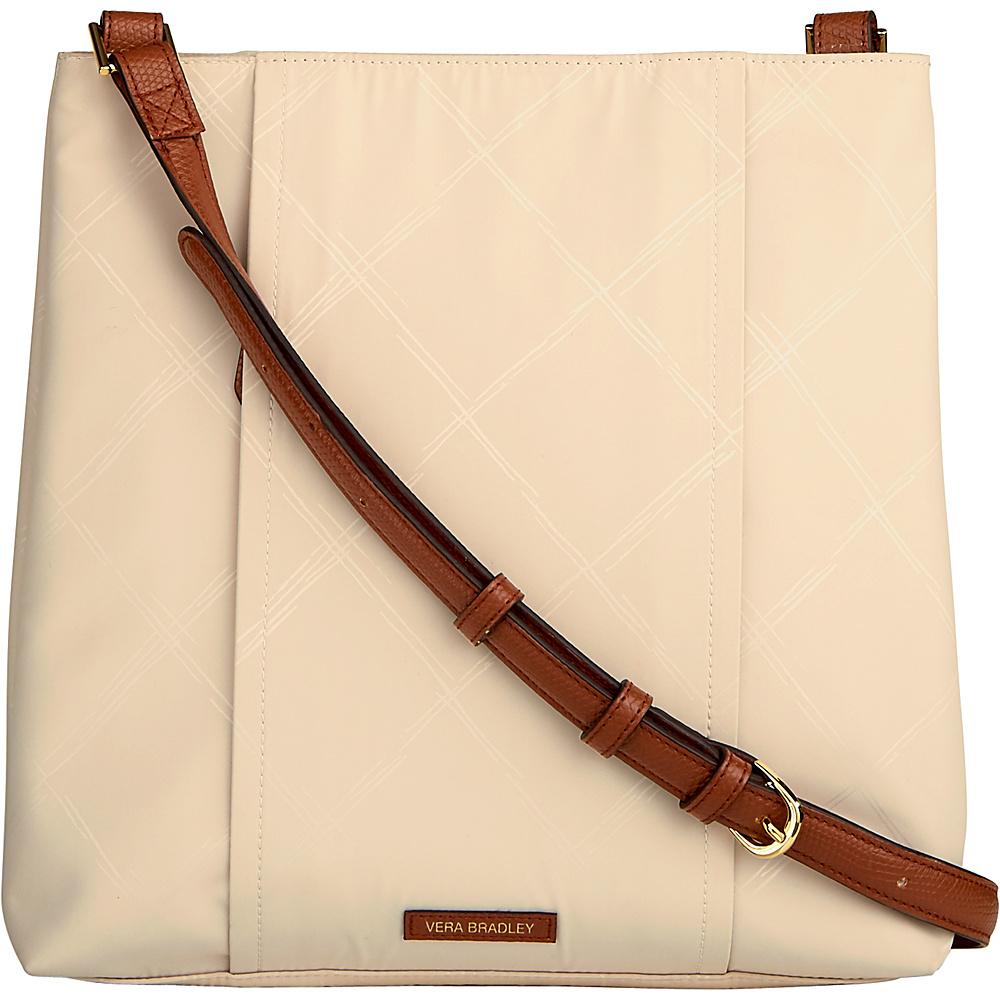 Vera Bradley Preppy Poly Molly Crossbody Sand - Vera Bradley Fabric Handbags - Handbags, Fabric Handbags