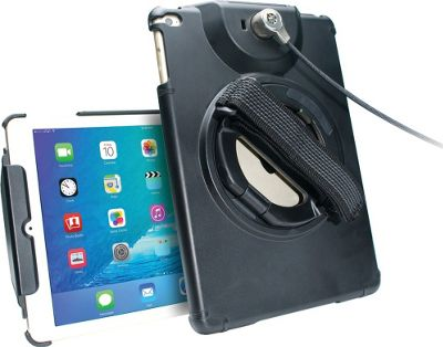 CTA Digital CTA Digital Anti Theft Case IPad Air Black - CTA Digital Electronic Cases