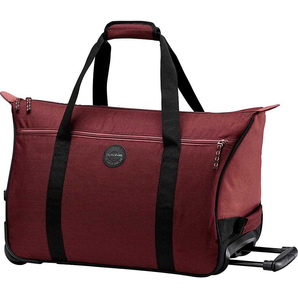 DAKINE Womens Valise Roller 35L Burtn Rose - DAKINE Softside Carry-On - Luggage, Softside Carry-On