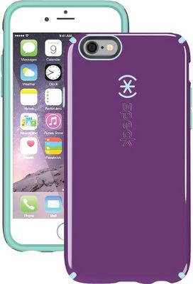 Speck- Do not use IPhone 6/6s Candyshell Case Acai Purple / Aloe Green - Speck- Do not use Electronic Cases