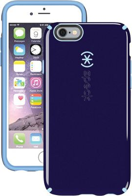 Speck- Do not use IPhone 6/6s Candyshell Case Blackberry Purple / Periwinkle Blue - Speck- Do not use Electronic Cases
