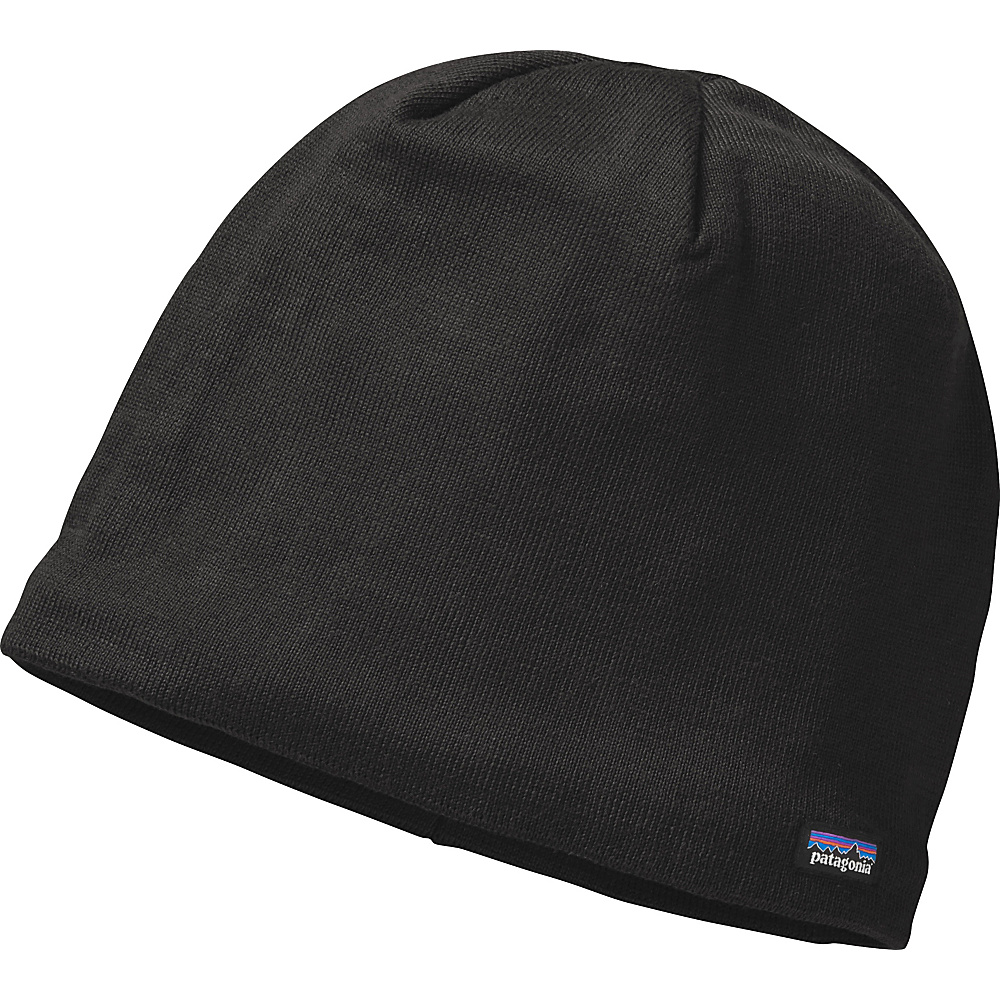 Patagonia Lined Beanie One Size - Black - Patagonia Hats/Gloves/Scarves - Fashion Accessories, Hats/Gloves/Scarves