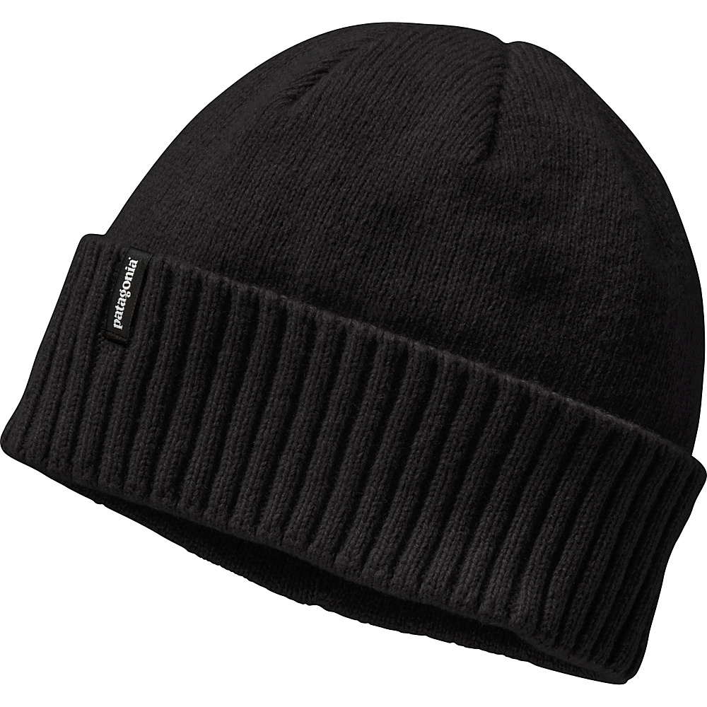 Patagonia Brodeo Beanie One Size - Black - Patagonia Hats/Gloves/Scarves - Fashion Accessories, Hats/Gloves/Scarves