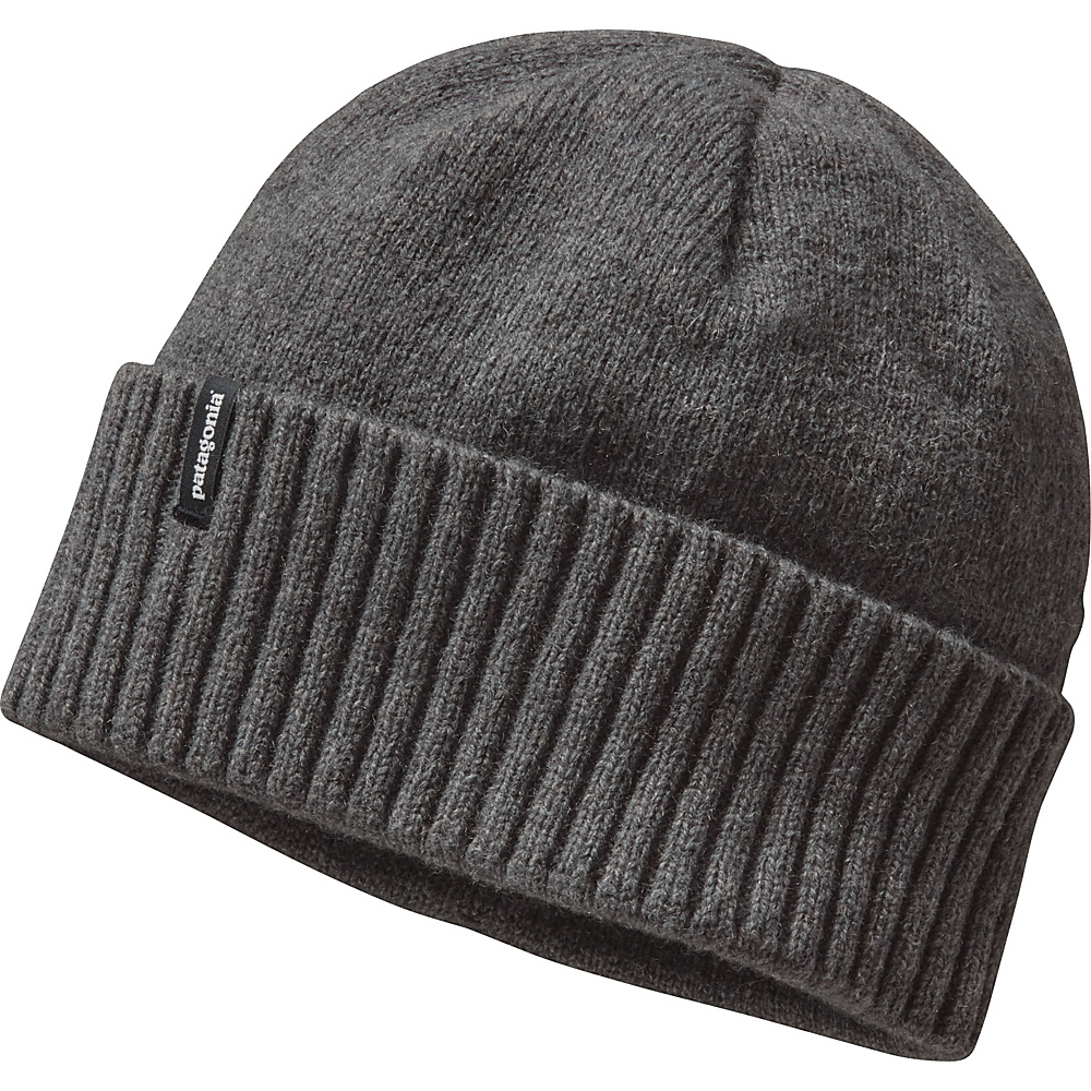 Patagonia Brodeo Beanie One Size - Feather Grey - Patagonia Hats/Gloves/Scarves - Fashion Accessories, Hats/Gloves/Scarves