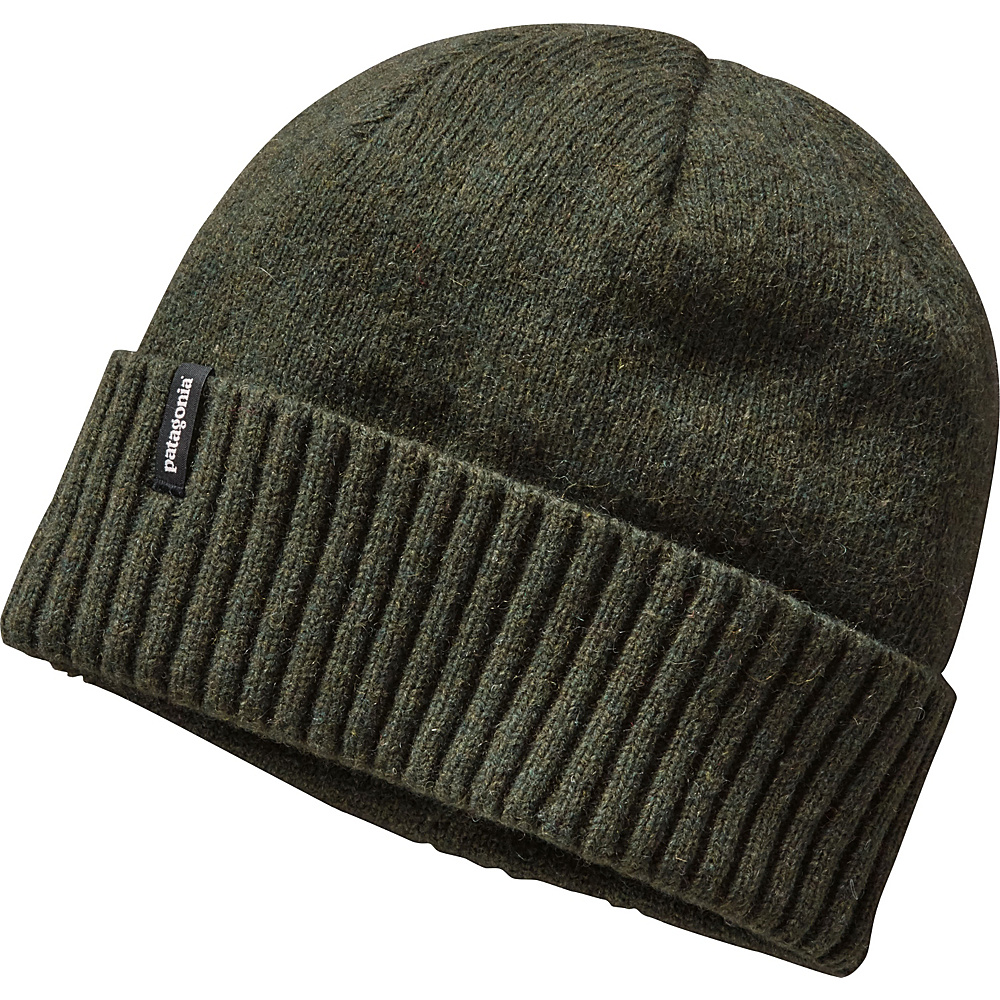 Patagonia Brodeo Beanie One Size - Industrial Green - Patagonia Hats/Gloves/Scarves - Fashion Accessories, Hats/Gloves/Scarves