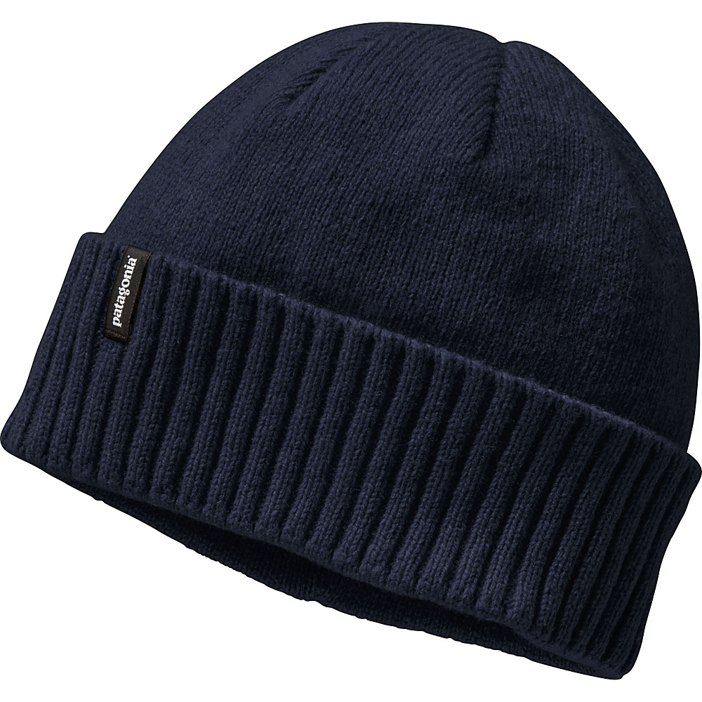 Patagonia Brodeo Beanie One Size - Navy Blue - Patagonia Hats/Gloves/Scarves - Fashion Accessories, Hats/Gloves/Scarves