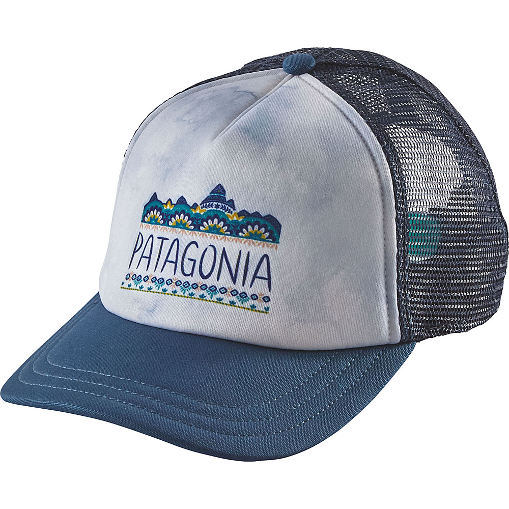 Patagonia Ws Femme Fitz Roy Interstate Hat One Size - Glass Blue - Patagonia Hats/Gloves/Scarves - Fashion Accessories, Hats/Gloves/Scarves