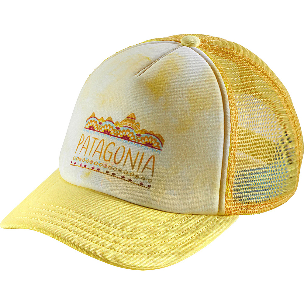 Patagonia Ws Femme Fitz Roy Interstate Hat One Size - Yoke Yellow - Patagonia Hats/Gloves/Scarves - Fashion Accessories, Hats/Gloves/Scarves