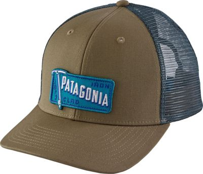 Patagonia Iron Clad '73 Trucker Hat One Size - Ash Tan - Patagonia Hats/Gloves/Scarves 10461496