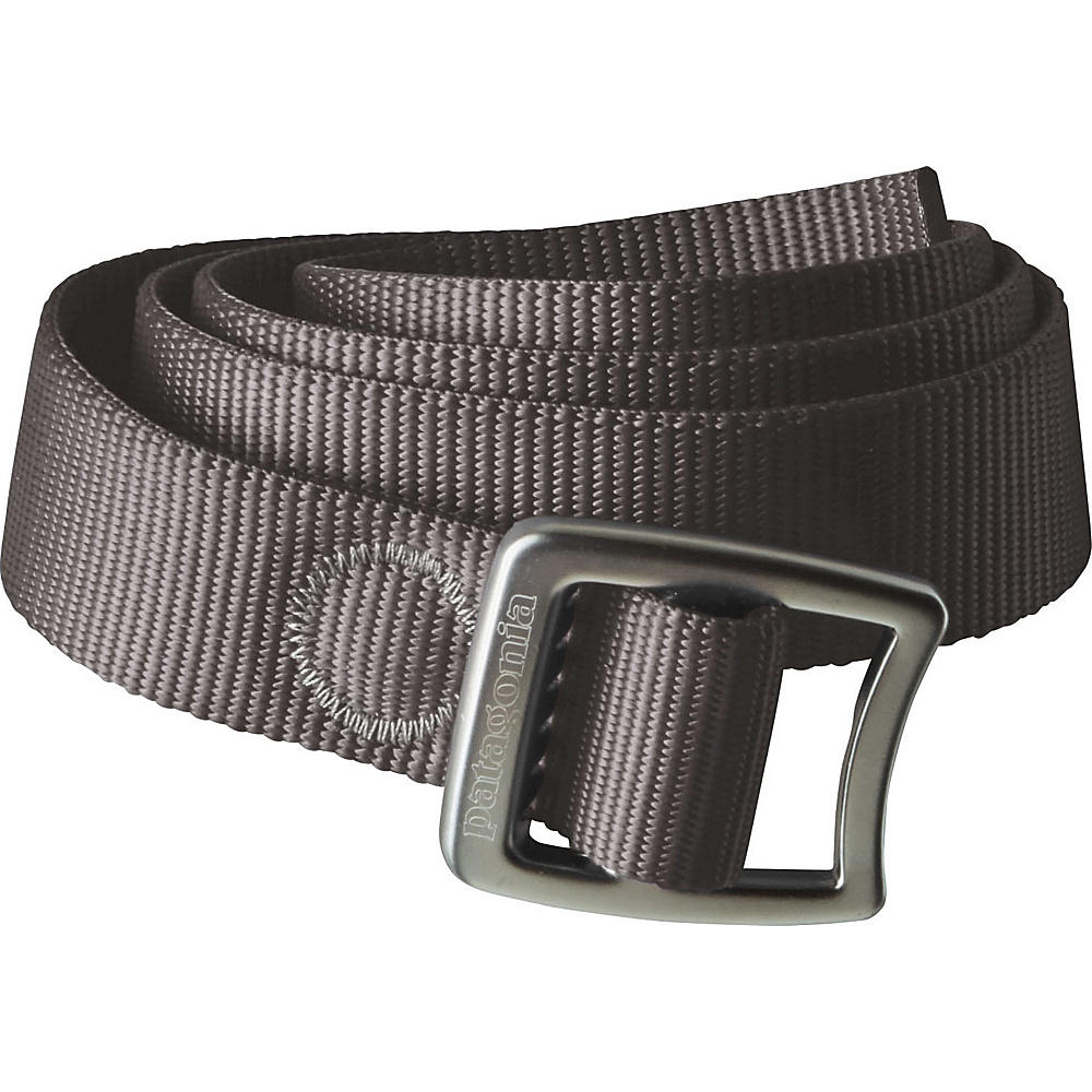 Patagonia Tech Web Belt One Size - Forge Grey - Patagonia Other Fashion Accessories - Fashion Accessories, Other Fashion Accessories