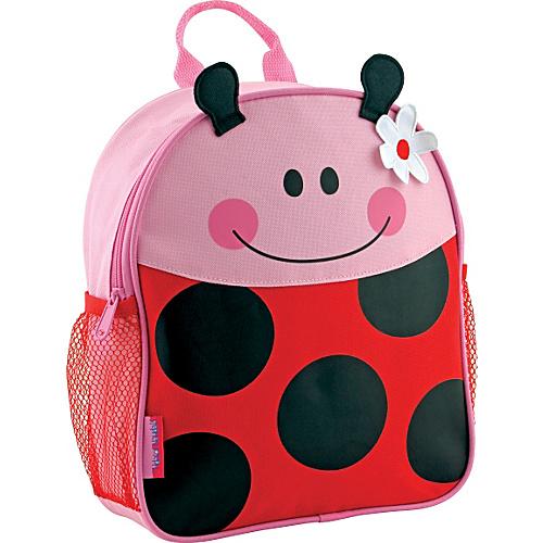 Stephen Joseph Mini Sidekick Backpack Ladybug - Stephen Joseph Everyday Backpacks