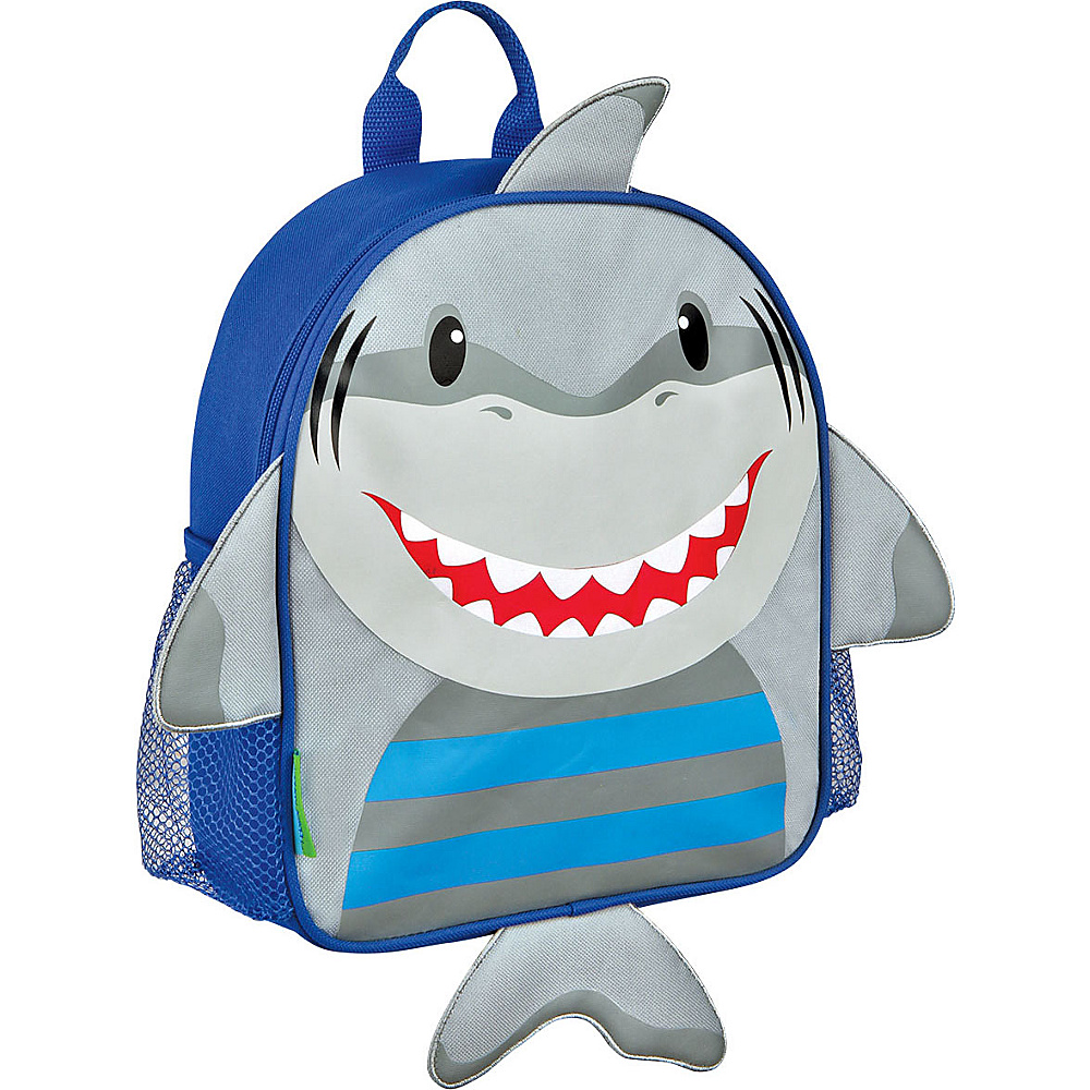 Stephen Joseph Mini Sidekick Backpack Shark Stephen Joseph Everyday Backpacks