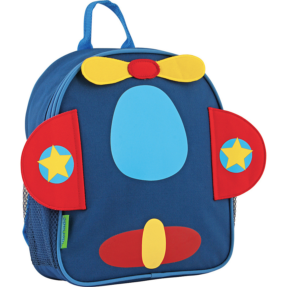 Stephen Joseph Mini Sidekick Backpack Airplane Stephen Joseph Everyday Backpacks