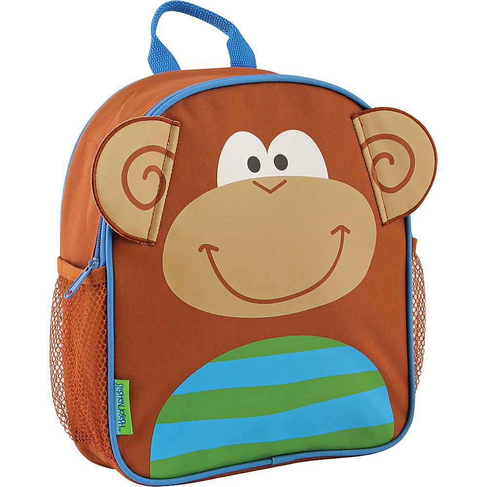 Stephen Joseph Mini Sidekick Backpack Monkey Stephen Joseph Everyday Backpacks