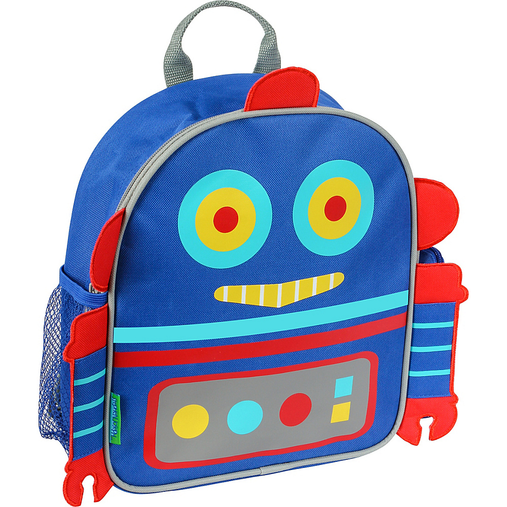 Stephen Joseph Mini Sidekick Backpack Robot - Stephen Joseph Everyday Backpacks - Backpacks, Everyday Backpacks