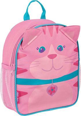 Stephen Joseph Mini Sidekick Backpack Cat - Stephen Joseph Everyday Backpacks
