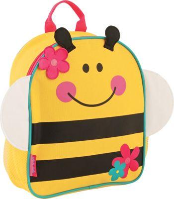 Stephen Joseph Mini Sidekick Backpack Bee - Stephen Joseph Everyday Backpacks