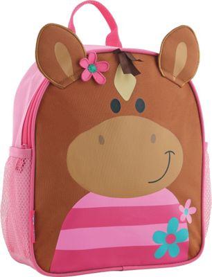 Stephen Joseph Mini Sidekick Backpack Horse - Stephen Joseph Everyday Backpacks