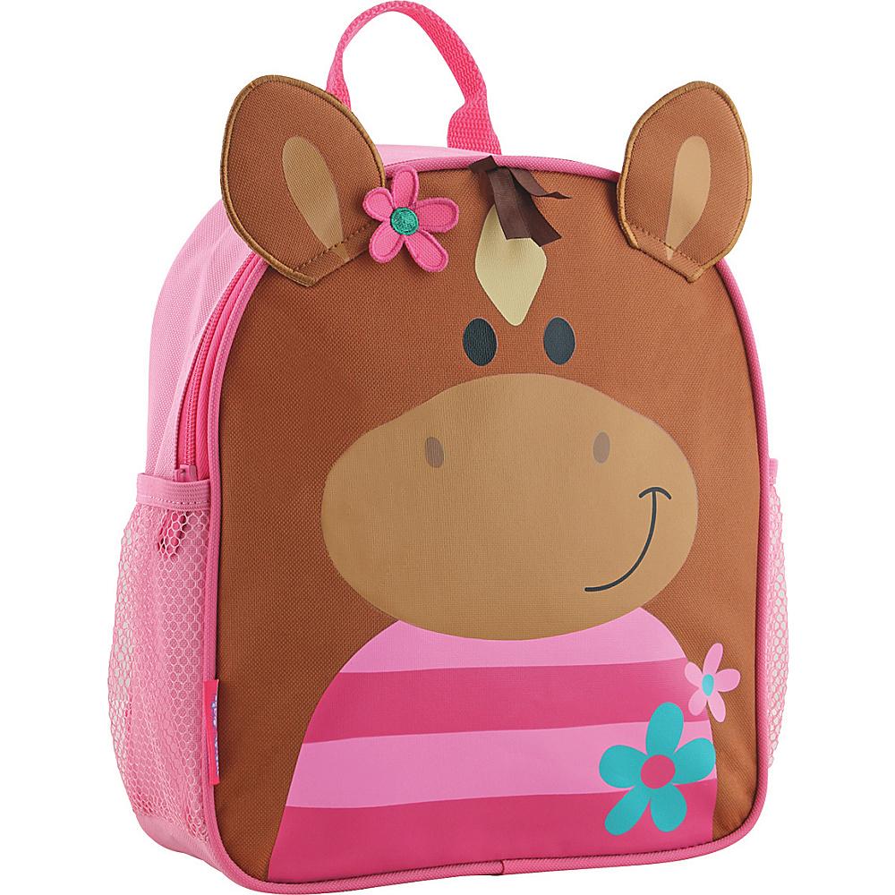 Stephen Joseph Mini Sidekick Backpack Horse - Stephen Joseph Everyday Backpacks - Backpacks, Everyday Backpacks