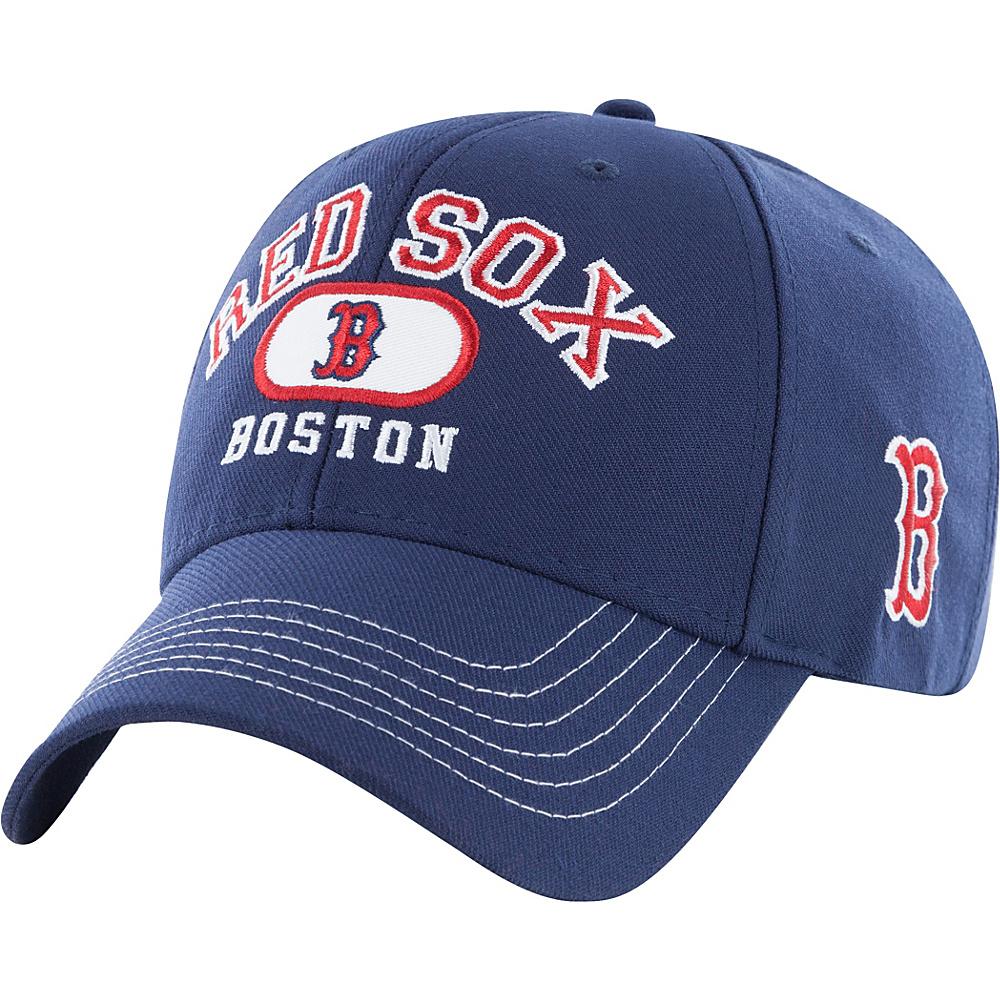 Fan Favorites MLB Mass Draft Cap Boston Red Sox Fan Favorites Hats Gloves Scarves