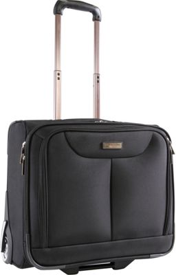 Pacific Coast Rolling Laptop Business Briefcase Black - Pacific Coast Wheeled Business Cases