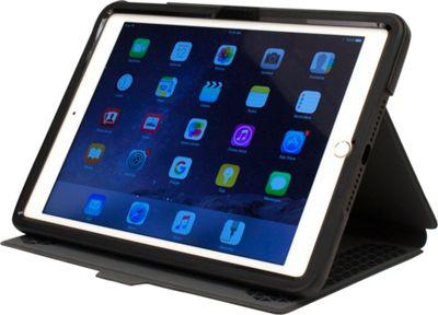 M-Edge Flip Folio for iPad Air 2/3 Black - M-Edge Electronic Cases